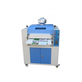 Digital cabinet type 3-axis pattern coating machine flm-c480