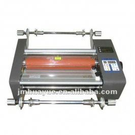 380mm double faced laminating machine srfm-a380