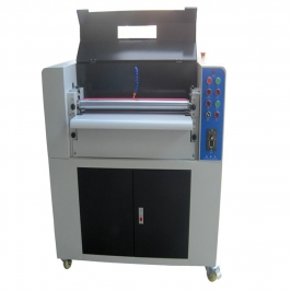 24 inch cabinet pattern coating machine