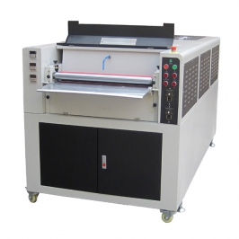 24 inch extended film machine