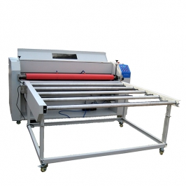 UV coating machine for large advertising printing paper