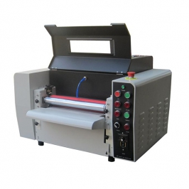 Tabletop pattern coating machine