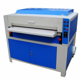 36 inch smooth coating machine