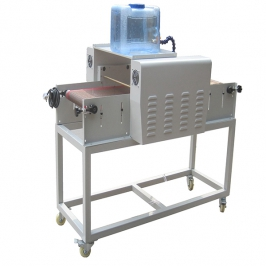 Small label coating machine